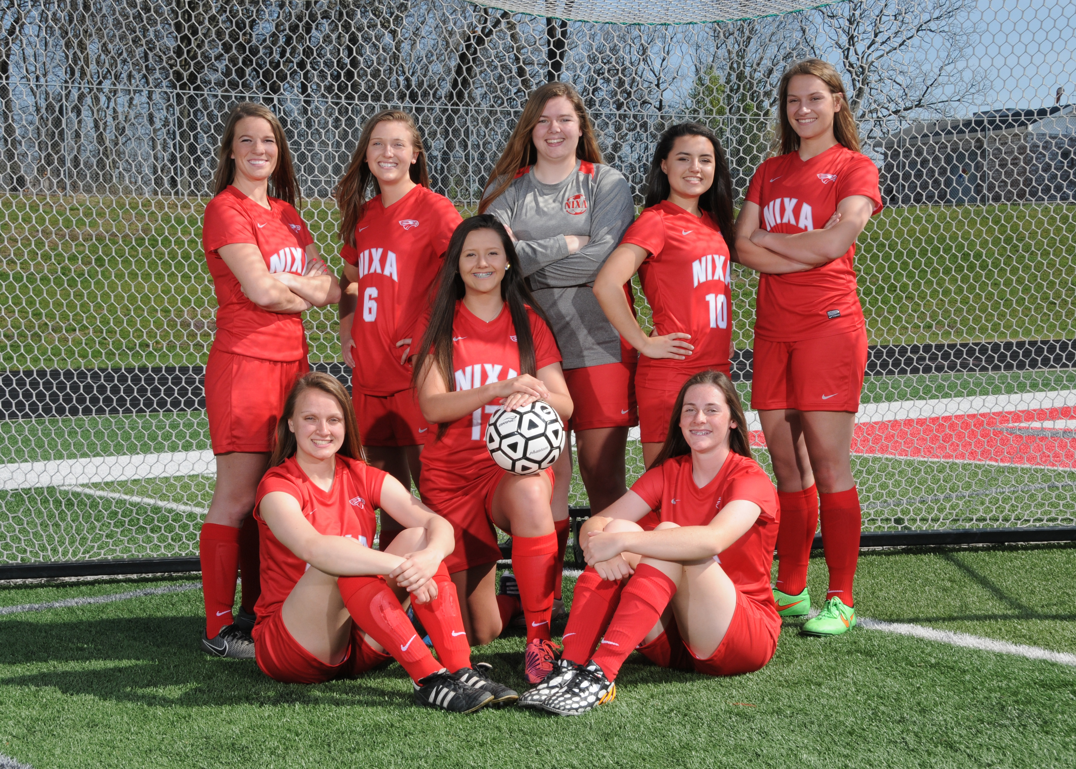 nixa girls The nixa lady eagles fell to glendale 2-1 in the class 3 district 11 title game may 16 nixa finished the season 19-2.